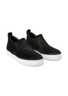 Lafayette 148 Sidney Genuine Calf Hair Sneaker (Women)