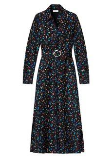 Lafayette 148 Long Doha Silk Dress