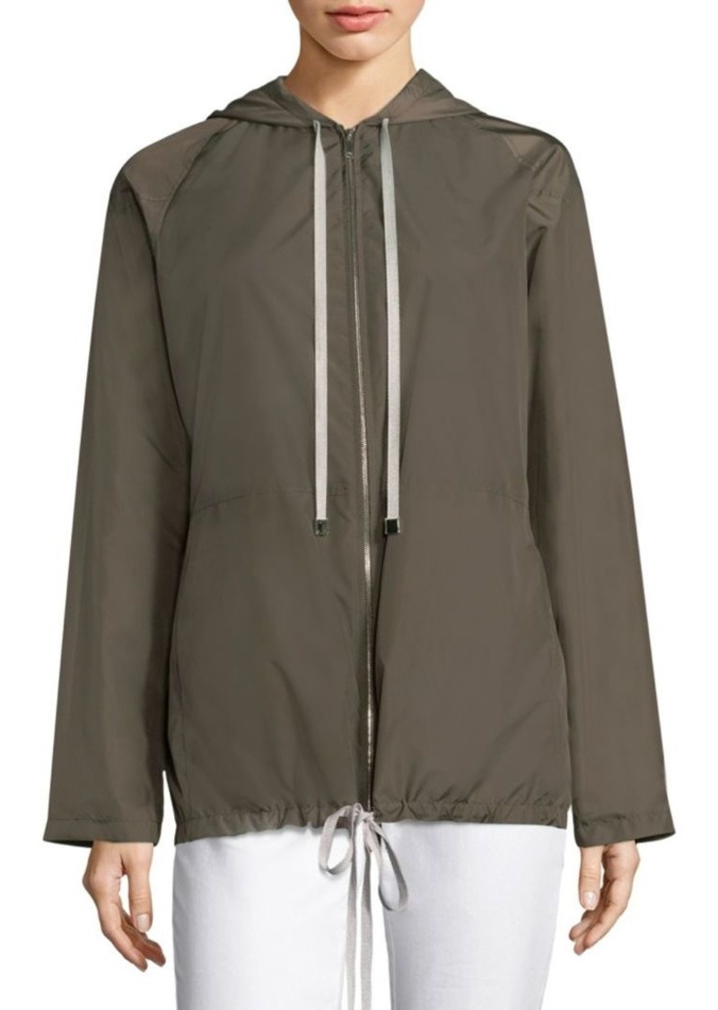 Lafayette 148 Luke Hooded Jacket