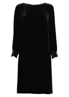 Lafayette 148 Lura Velvet Dress