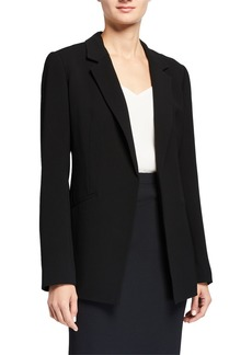 Lafayette 148 Luther Open-Front Blazer