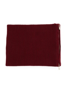 Lafayette 148 Luxe Merino Ribbed Snood
