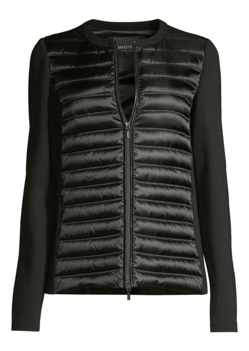 Lafayette 148 Maddox Quilted Jacket