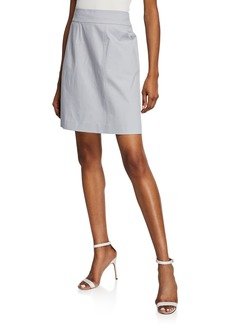 Lafayette 148 Madeline A-line Skirt