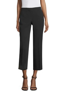Lafayette 148 Manhattan Flare Cropped Pants