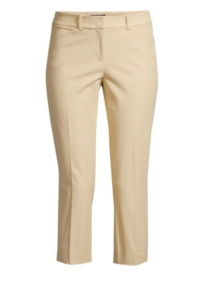 Lafayette 148 Manhattan Skinny Capri Pants