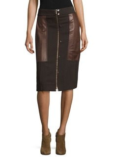 Lafayette 148 Marcellus Pencil Skirt