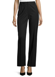 Lafayette 148 Menswear Stretch-Wool Pants