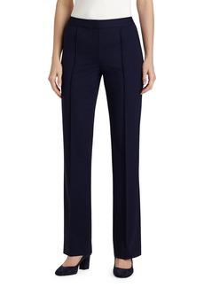 Menswear Wool-Blend Pants