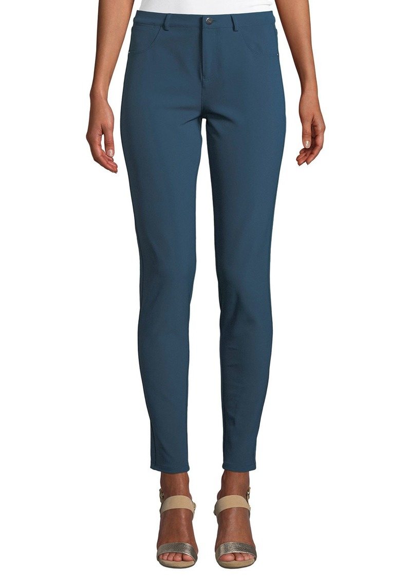 Lafayette 148 Mercer Acclaimed Stretch Mid-Rise Skinny Jeans