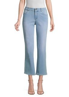 Lafayette 148 Mercer Kick Flare Jeans