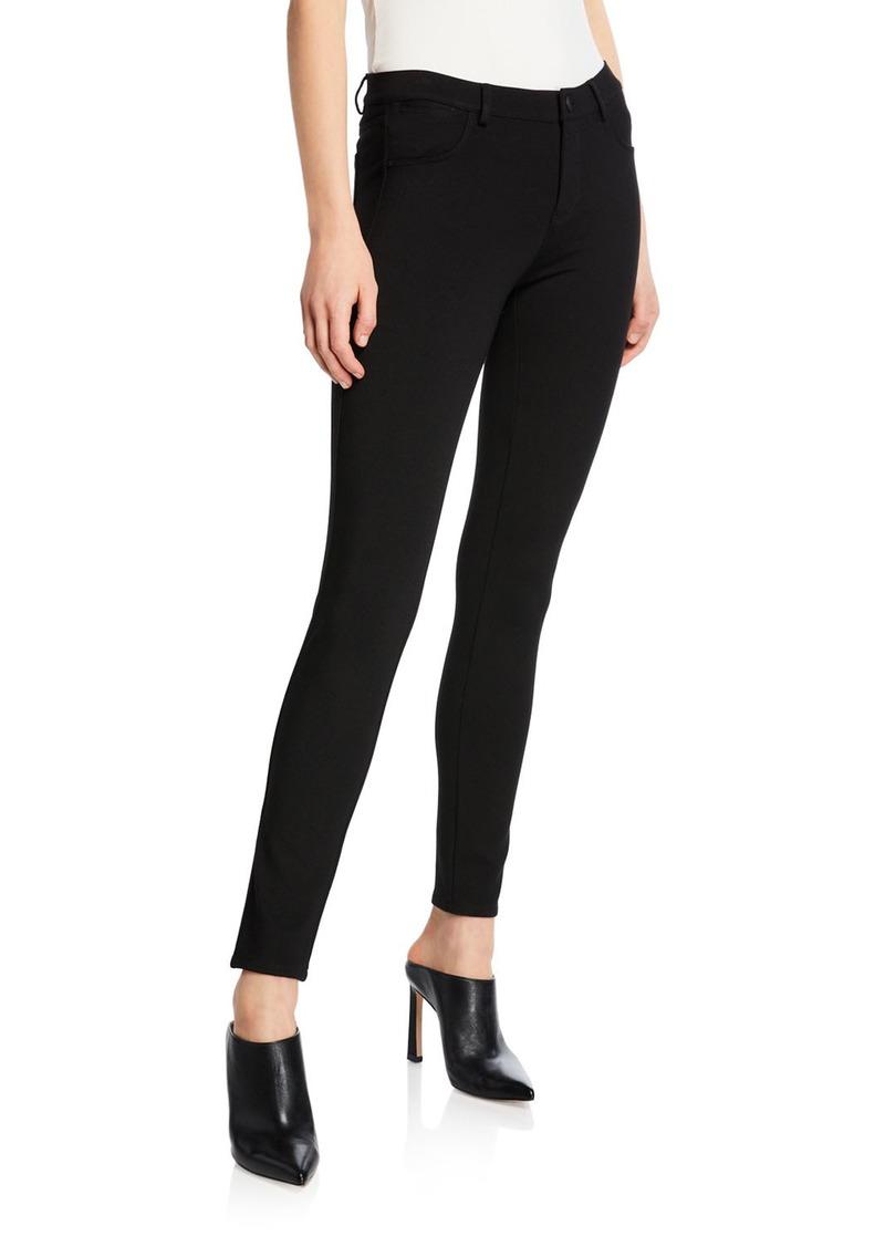 Lafayette 148 Mercer Punto Milano Skinny-Leg Jeans
