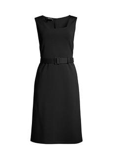 Lafayette 148 Monica Belted Dress