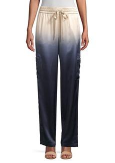 Lafayette 148 Myrtle Silk Gradient Pants