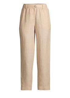 Lafayette 148 Nexus Linen Pants