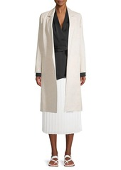 Lafayette 148 Nicholas Longline Coat