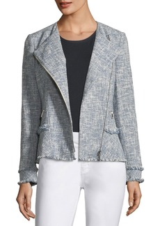 Lafayette 148 Owen Mayfair-Tweed Jacket