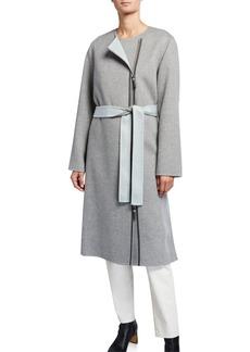 Lafayette 148 Parissa Wool/Cashmere Coat