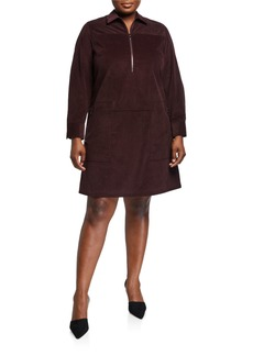 Lafayette 148 Plus Size Bowie Dress