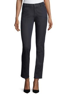 Lafayette 148 Plus Size Thompson Colored Slim-Leg Jeans