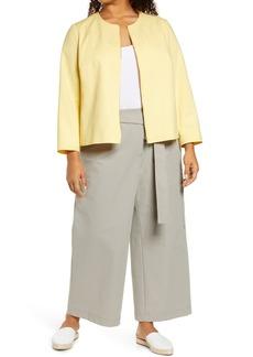 Plus Size Women's Lafayette 148 New York Griffith Jacket
