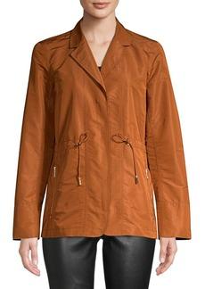 Lafayette 148 Porsha Drawstring Jacket