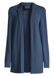 Lafayette 148 Rainey Matte Jersey Jacket