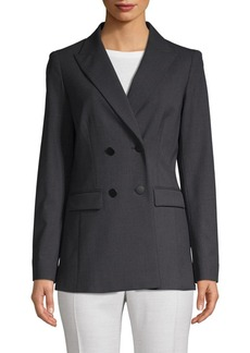 Lafayette 148 Renee Stretch Wool Jacket
