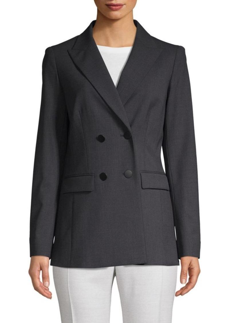 Lafayette 148 Renee Stretch Wool Jacket