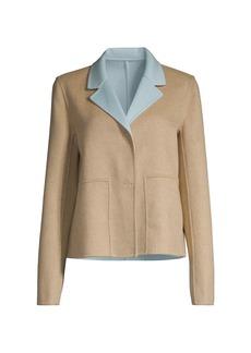 Lafayette 148 Reversible Andover Jacket