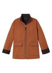 Lafayette 148 Reversible Riener Jacket