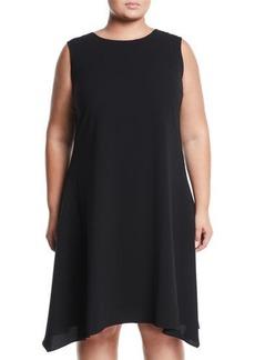 Lafayette 148 Romona Sleeveless A-Line Dress