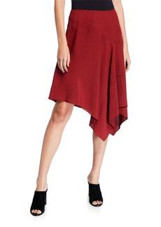 Lafayette 148 Rosabell Asymmetric Skirt