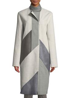 Lafayette 148 Rue Atrium Double-Face Coat