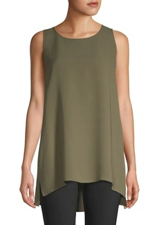 Lafayette 148 Ruthie Silk Blouse