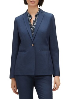 Lafayette 148 Sanctuary Cloth Samson Blazer