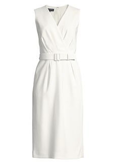 Lafayette 148 Selina Belted Dress