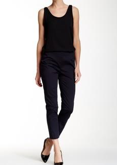 Lafayette 148 Side Zip Crop Pants