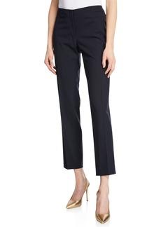 Lafayette 148 Slim-Leg Ankle Pants