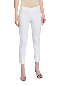 Lafayette 148 Stanton Cropped Ankle Pants