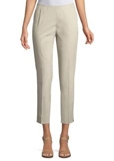 Stanton Gabardine Slim-Fit Pants