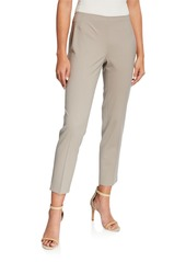 Lafayette 148 Stanton Stretch-Wool Pants
