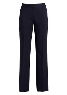 Lafayette 148 Stretch Wool Menswear Pants