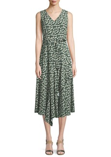 Lafayette 148 Telson Mini Inspired Laurel Dress