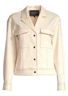 Lafayette 148 Theodosia Denim Jacket