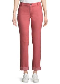 Lafayette 148 Thompson Bella Denim Slim-Leg Jean
