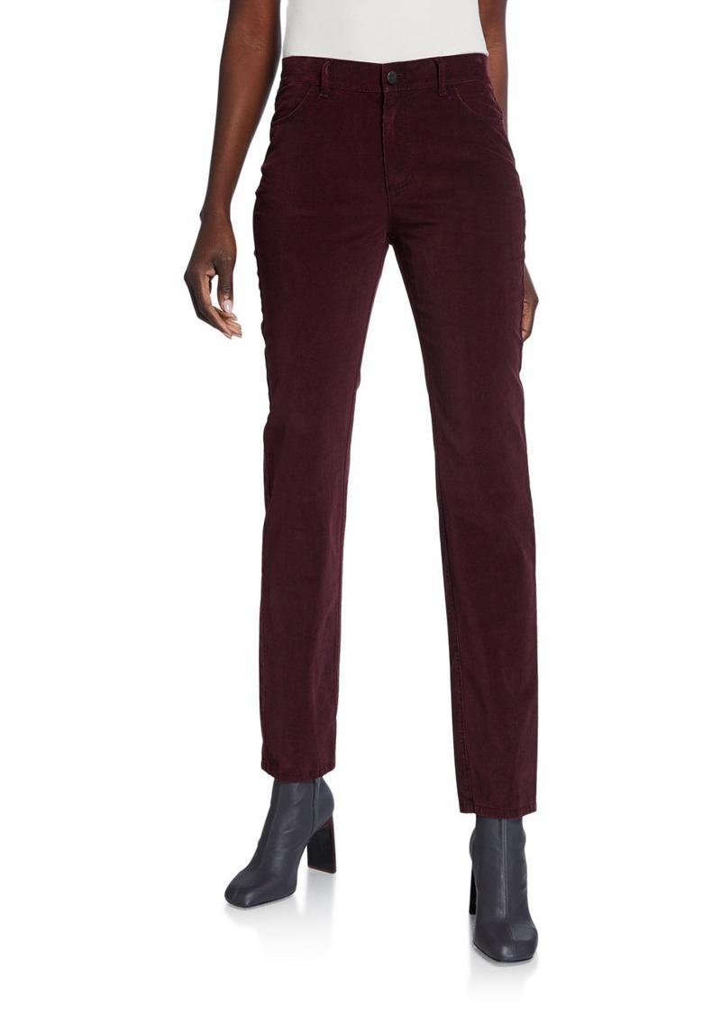 Lafayette 148 Thompson Corduroy Skinny Jeans