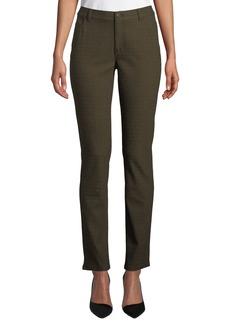 Lafayette 148 Thompson Curvy Slim-Leg Jeans