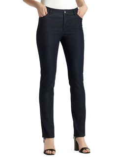 Lafayette 148 Thompson Mid-Rise Slim-Fit Jeans