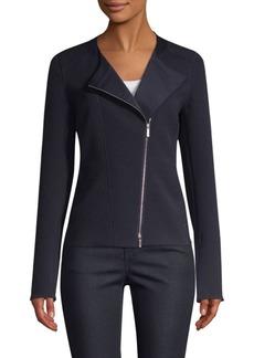 Lafayette 148 Trista Asymmetric Jacket